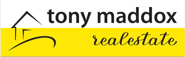 Tony Maddox Real Estate - logo